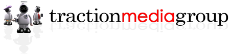 Traction Media Group Logo